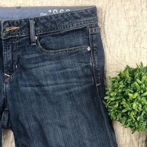 GAP Pants - Gap straight leg light wash jeans